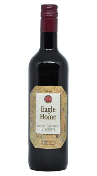 """EAGLE HOME"" CABERNET SAUVIGNON (CALIFORNIA)"